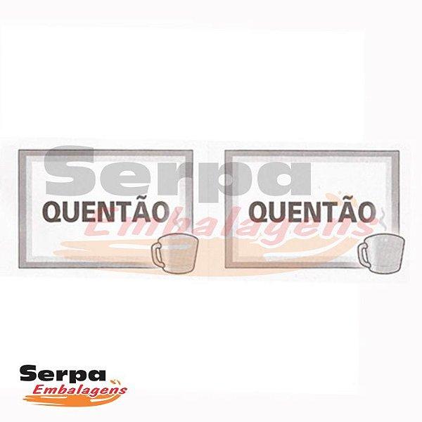 Ticket de Quentão com 100 unidades - 152x53mm