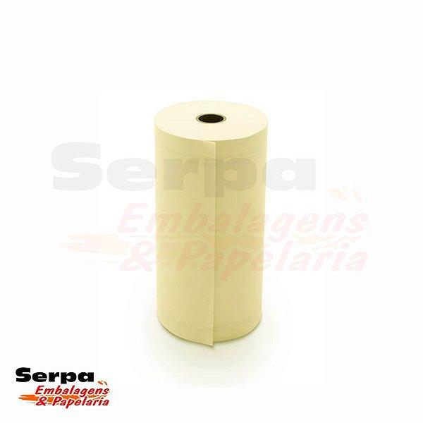 Bobina para Cupom Fiscal 57x22 1 Via Amarela R-45 LSF KITS - REGISPEL