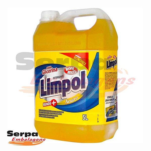 Detergente Limpol NEUTRO 5 LITROS