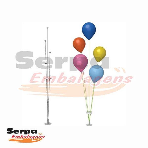 Suporte para 5 Balões Simples