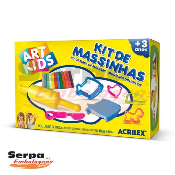 KIT DE MASSINHAS 2