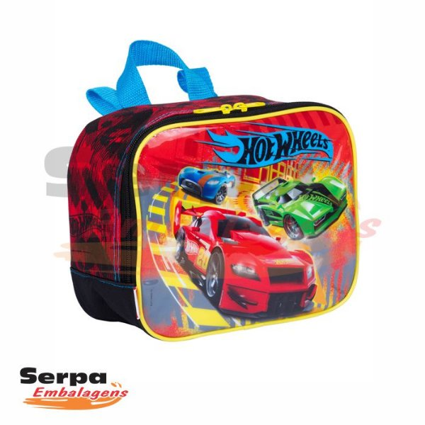 Lancheira Pequena Hot Wheels 18M Plus