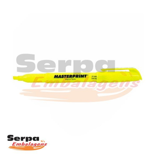 Marca Texto MP 612 - AMARELO
