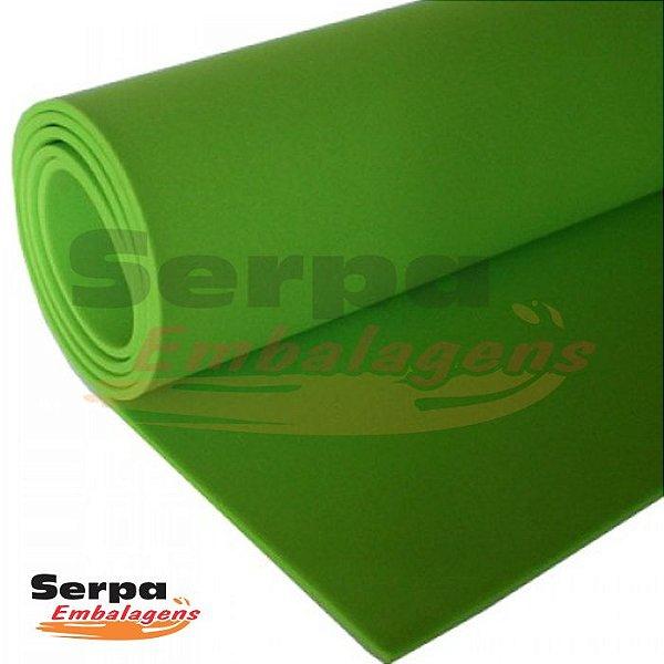 Folha de EVA Liso 40 x 60 cm - Verde Claro