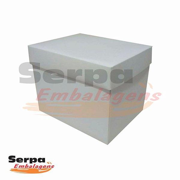 Caixa Caneca Branca - 12 x 15 x 12 cm