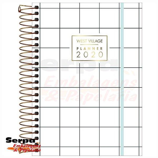 Planner Espiral West Village 2020 - TILIBRA