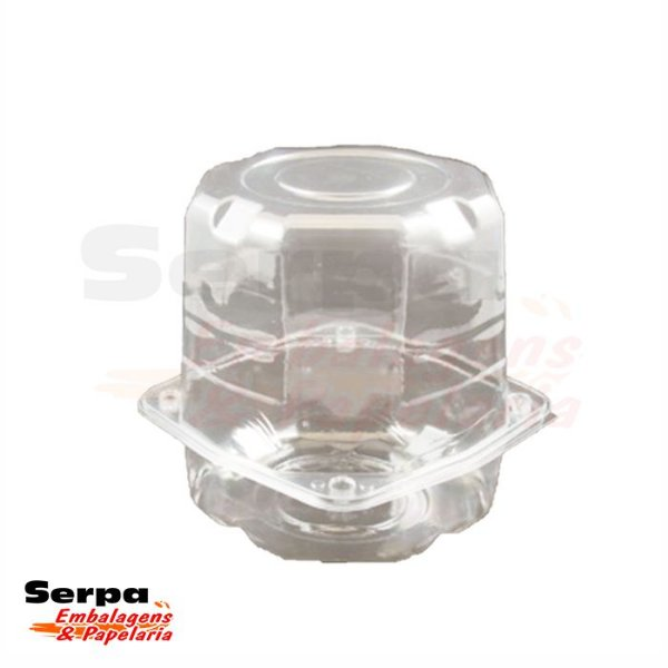 G 33 Embalagem Panetone 500gr Cristal PET - GALVANOTEK