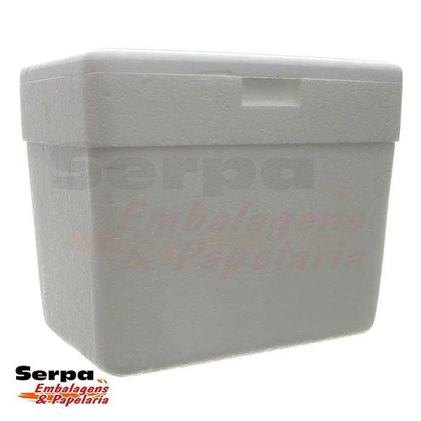 Caixa Térmica de Isopor 35 Litros - ISOTERM
