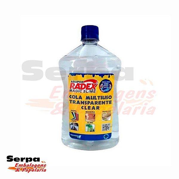 Cola Magic Slime Clear - Asuper Radex- 500 G