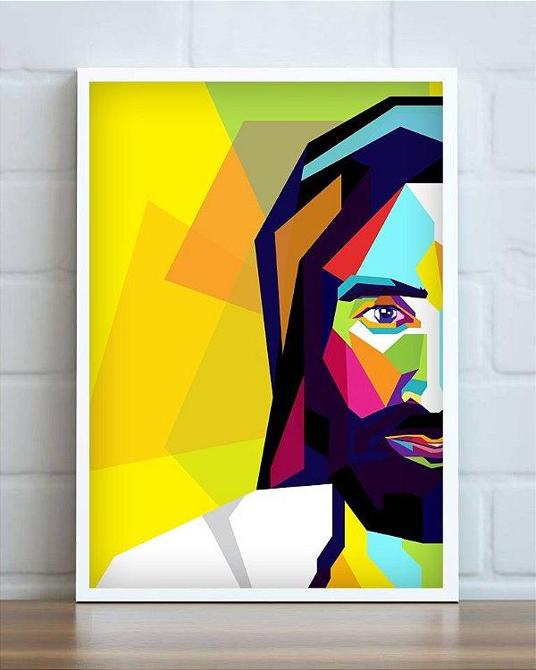 Quadro Jesus Cristo - ff005