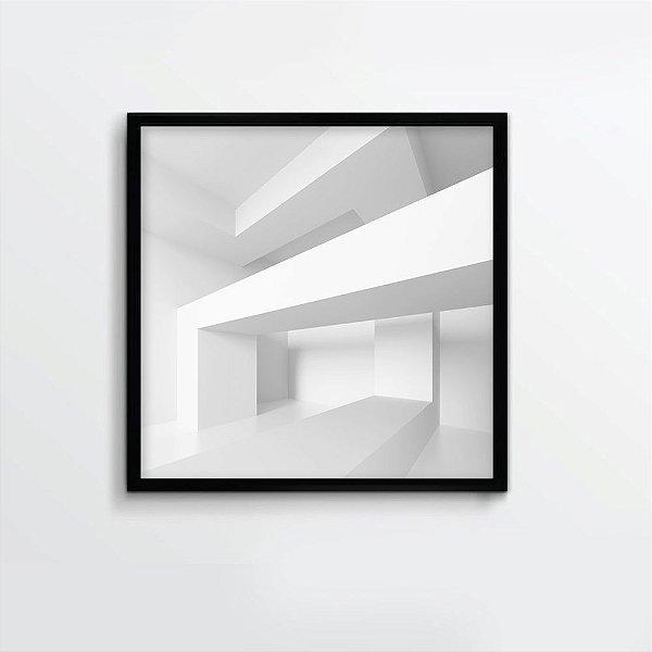 Quadro arquitetura 3D FF095