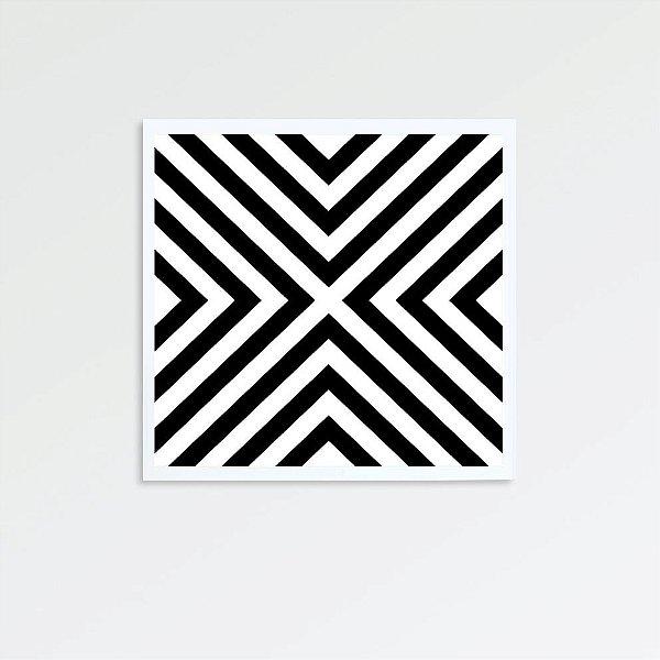 Quadro mosaico PB ff104