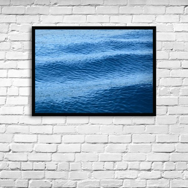 Quadro mar azul ff135