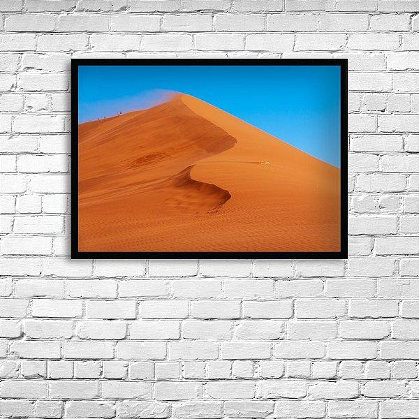 Quadro montanha de areia ff132