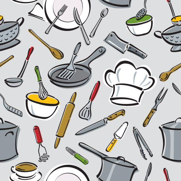 Papel de parede cozinha FP025