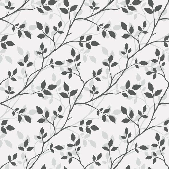 Papel de parede folhas FP033