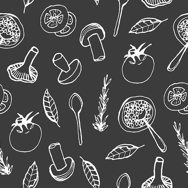 Papel de parede legumes fp518