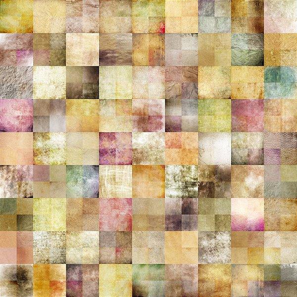 Papel de parede quadrados fp482