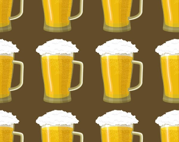 Papel de parede cerveja fp723