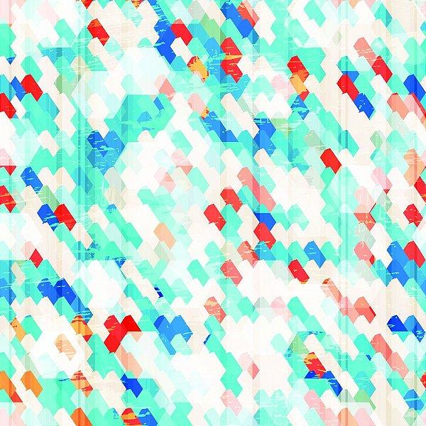 Papel de parede colorido fp627