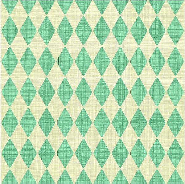 Papel de parede losângulos fp622