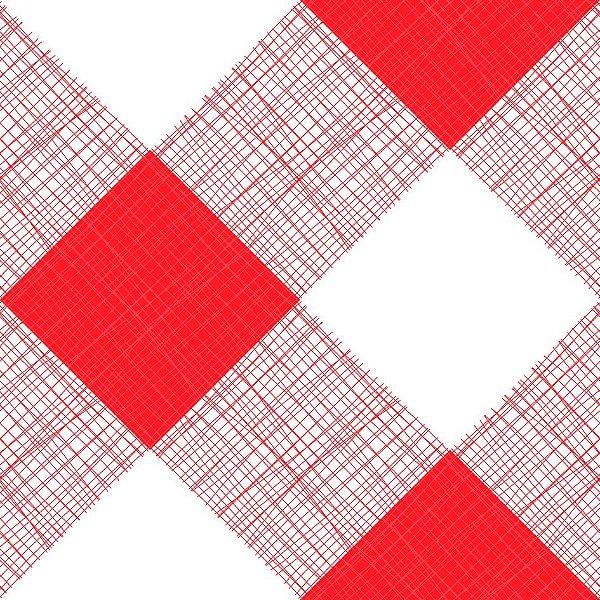 Papel de parede xadrez fp626