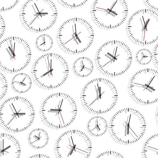 Papel de parede relógios fp089