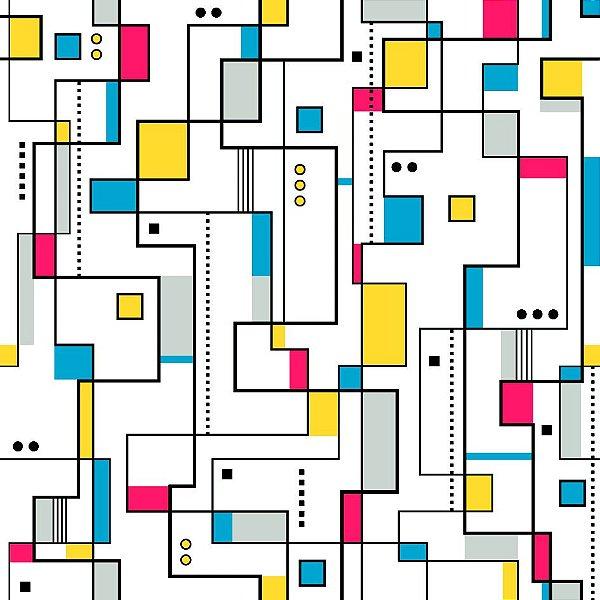 Papel de parede abstrato fp1126