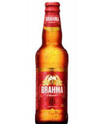 Cerveja Brahma Long Neck 355ml com 24 unidades