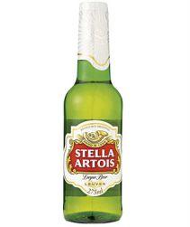 Cerveja Stella Artois Long Neck 275ml com 24 unidades