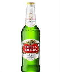 Cerveja Stella Artois Garrafa 550ml com 12 unidades