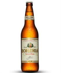Cerveja Bohemia Garrafa 600ml com 24 unidades