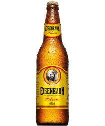 Cerveja Eisebahn Garrafa 600ml com 24 unidades
