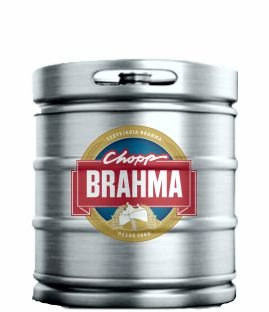 Chopp Brahma Claro Barril 30L