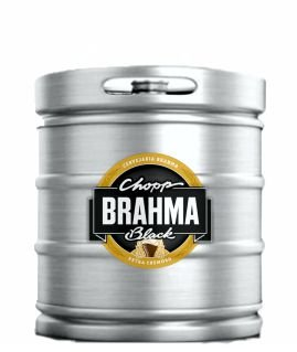 Chopp Brahma Black Barril 30L