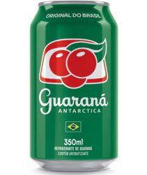 Refrigerante Guaraná Antarctica Lata 350ml com 12 unidades