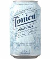 Refrigerante Tônica Antarctica Zero Lata 350ml com 12 unidades