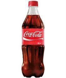 Refrigerante Coca Cola Pet 600ml com 12 unidades