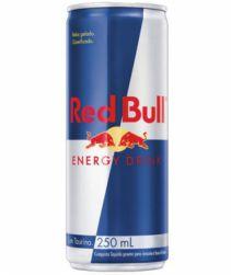 Energético Red Bull Lata 250ml com 04 unidades