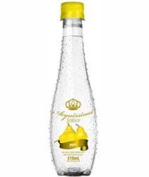 Água Acquíssima 310ml sabor Pera com 12 unidades