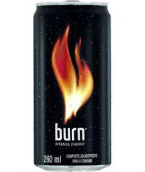 Energético Burn Lata 260ml com 06 unidades