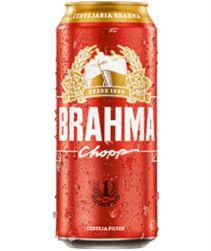 Cerveja Brahma Lata 269ml com 15 unidades