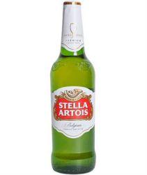 Cerveja Stella Artois Long Neck 330ml com 24 unidades