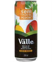 Suco Del Valle Manga Lata 290ml com 06 unidades