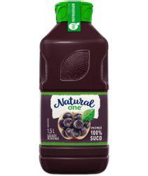Suco Natural One Uva Pet 1,5L Linha Ambiente