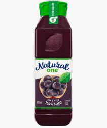 Suco Natural One Uva Pet 900ml Linha Ambiente