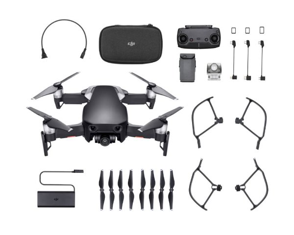 Drone Dji Mavic Air Onyx Black