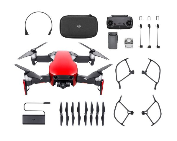 Drone Dji Mavic Air Flame Red
