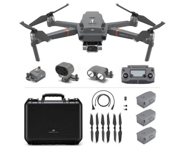 Drone Dji Mavic 2 Enterprise Dual Fly More Kit