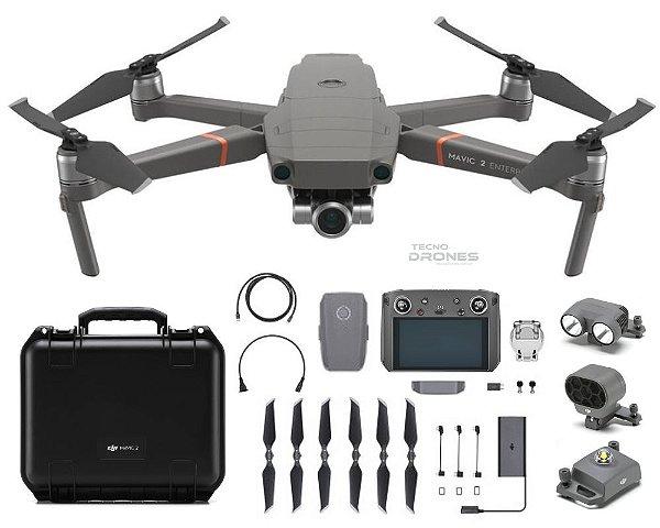 Drone Dji Mavic 2 Enterprise Zoom Com Smart Controller